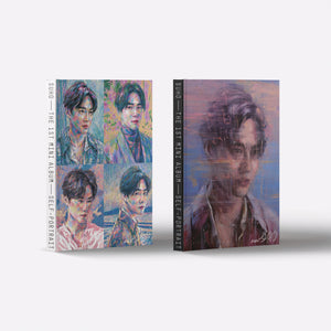 SUHO (EXO) 1ST MINI ALBUM 'SELF-PORTRAIT' + POSTER