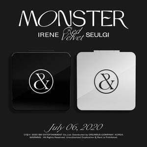 RED VELVET - IRENE & SEULGI 1ST MINI ALBUM 'MONSTER'