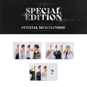 THE BOYZ '2020 SPECIAL EDITION AR PHOTO CARD SET'