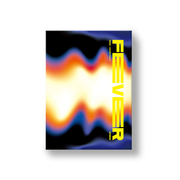 ATEEZ 6TH MINI ALBUM 'ZERO : FEVER PART.2' + POSTER