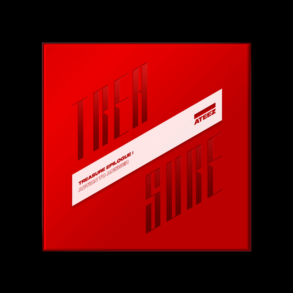 ATEEZ 4TH MINI ALBUM 'TREASURE EPILOGUE : ACTION TO ANSWER'