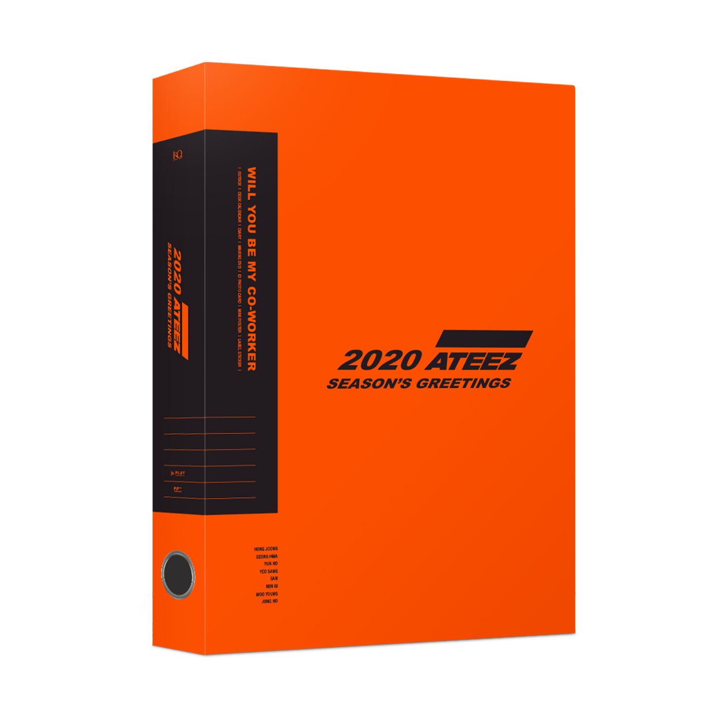 ATEEZ '2020 SEASON'S GREETINGS'