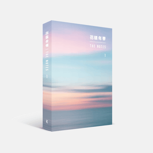 BTS '花樣年華 THE NOTES 1 - THE MOST BEAUTIFUL MOMENT MOMENT IN LIFE'