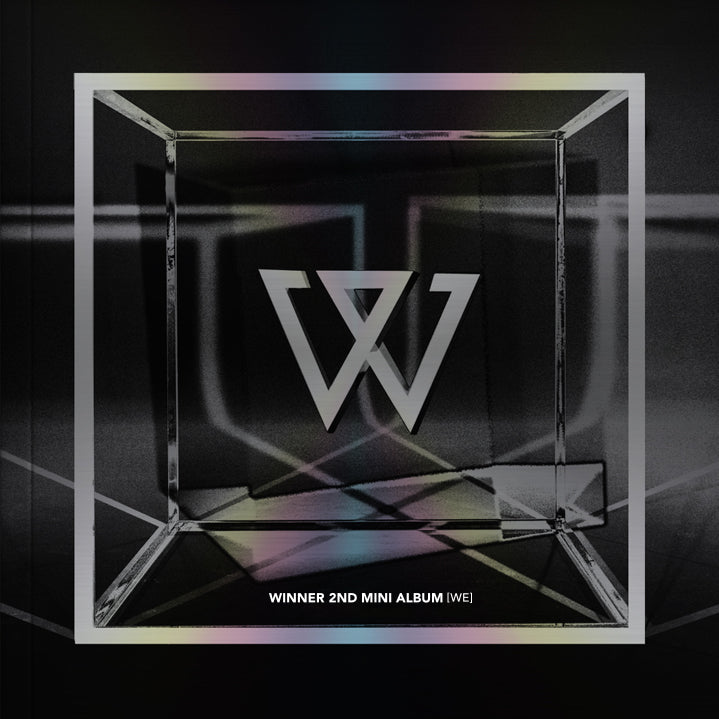 WINNER 2ND MINI ALBUM 'WE'