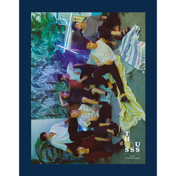 BTOB 11TH MINI ALBUM 'THIS IS US' + POSTER