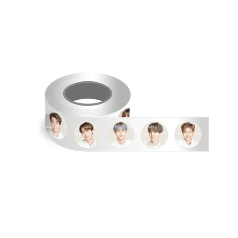 BTS 'SPEAK YOURSELF FINAL ROLL STICKER'