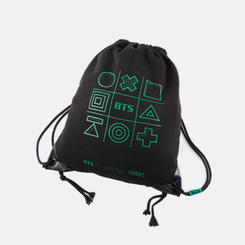 BTS 'GLOVE BAG'