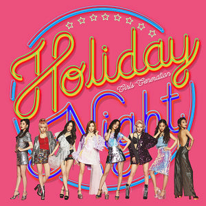 GIRL'S GENERATION 6TH ALBUM 'HOLIDAY NIGHT'