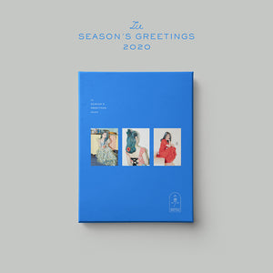 IU '2020 SEASON'S GREETINGS'
