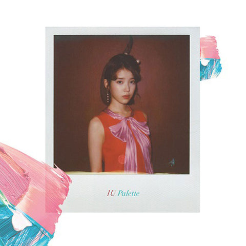 IU 4TH ALBUM 'PALETTE'
