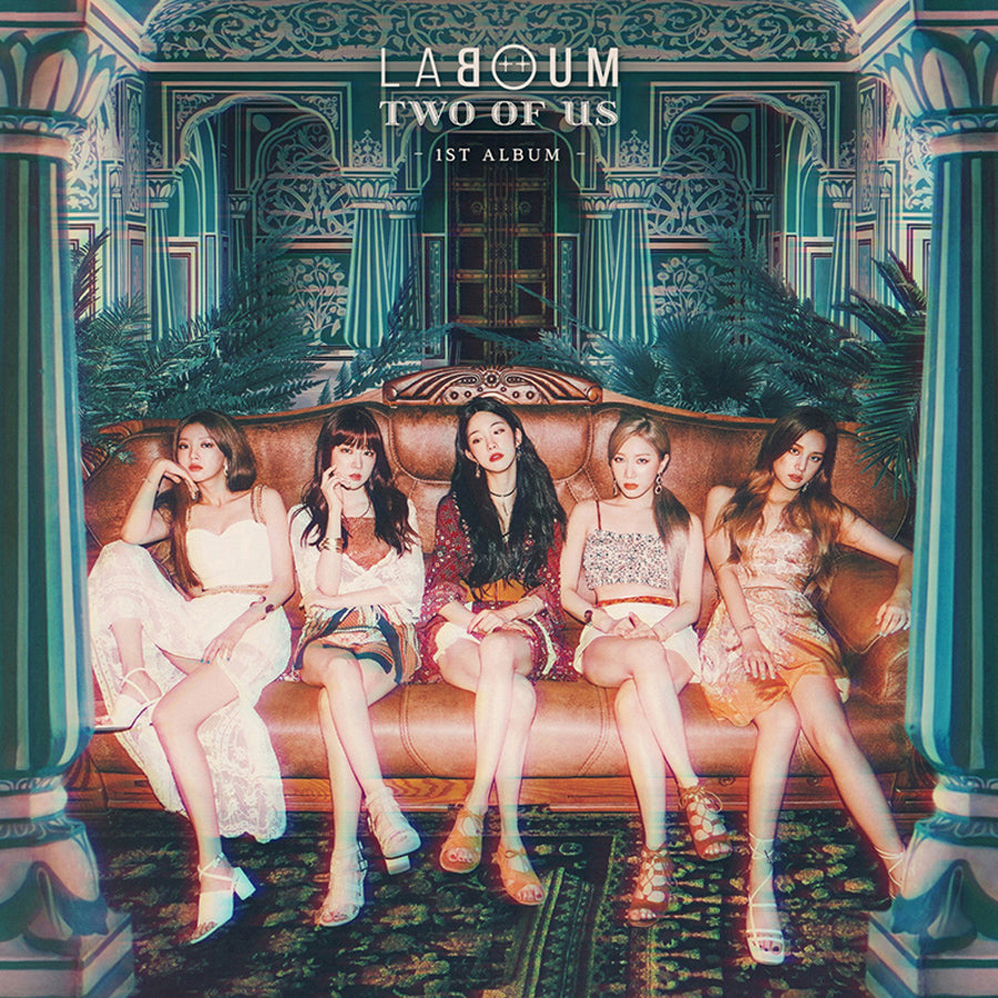 LABOUM 1ST ALBUM 'TWO OF US'