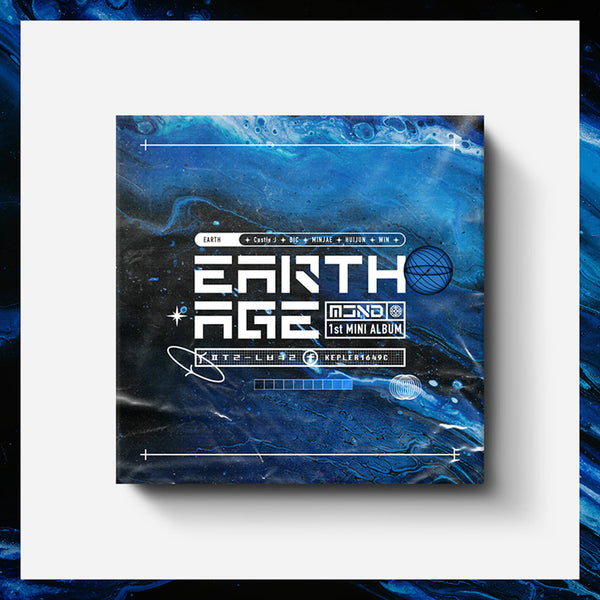 MCND 1ST MINI ALBUM 'EARTH AGE'