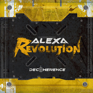 ALEXA 2ND MINI ALBUM 'DECOHERENCE'