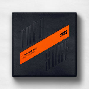 ATEEZ 1ST MINI ALBUM 'TREASURE EP.1 : ALL TO ZERO'