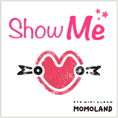 MOMOLAND 5TH MINI ALBUM 'SHOW ME' + POSTER