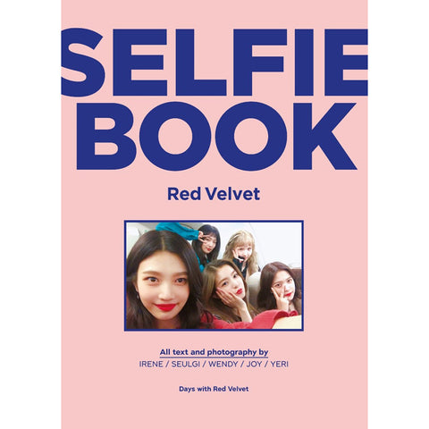 RED VELVET 'SELFIE BOOK : RED VELVET'