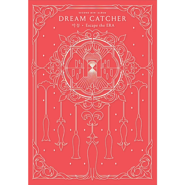 DREAM CATCHER 2ND MINI ALBUM '악몽: ESCAPE THE ERA'