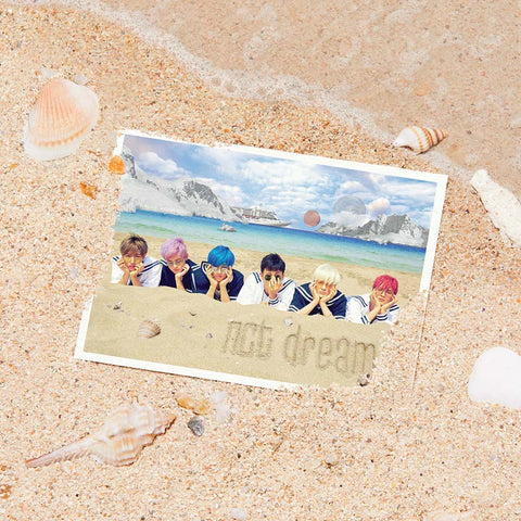 NCT DREAM 1ST MINI ALBUM 'WE YOUNG'