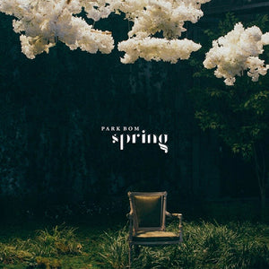 PARK BOM SINGLE ALBUM 'SPRING' + POSTER