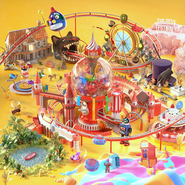 RED VELVET 6TH MINI ALBUM 'THE REVE FESTIVAL DAY 1'