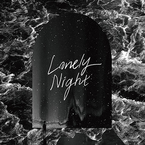 KNK 3RD SINGLE ALBUM 'LONELY NIGHT'