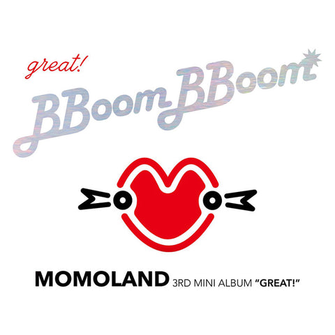 MOMOLAND 3RD MINI ALBUM 'GREAT!'