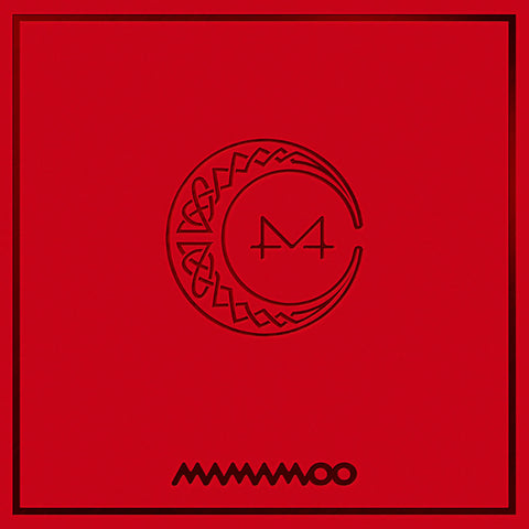 MAMAMOO 7TH MINI ALBUM 'RED MOON'