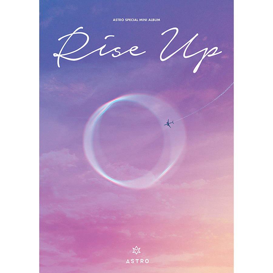 ASTRO SPECIAL MINI ALBUM 'RISE UP' + POSTER