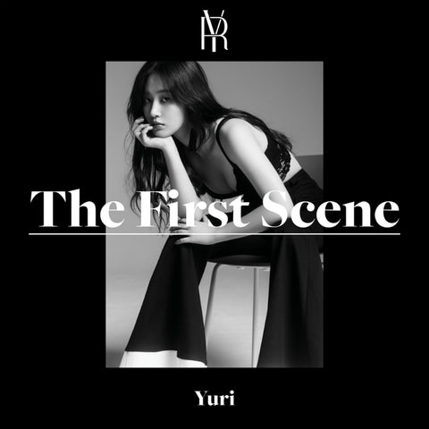 YURI GIRL'S GENERATION 1ST MINI ALBUM 'THE FIRST SCENE'