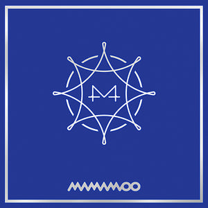 MAMAMOO 8TH MINI ALBUM 'BLUE;S'
