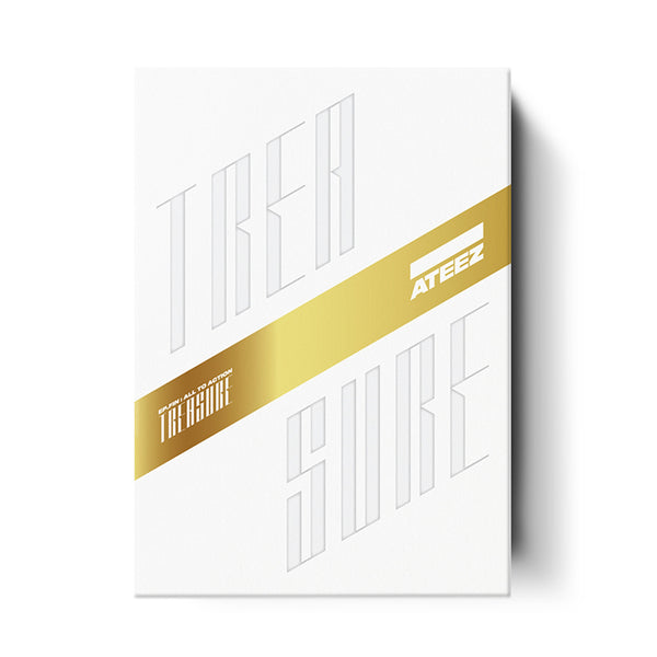 ATEEZ 1ST ALBUM 'TREASURE EP.FIN : ALL TO ACTION'