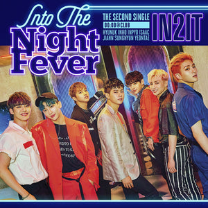 IN2IT 2ND SINGLE ALBUM 'INTO THE NIGHT FEVER'