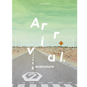 GOT7 'MONOGRAPH FLIGHT LOG: ARRIVAL' PHOTO BOOK & DVD