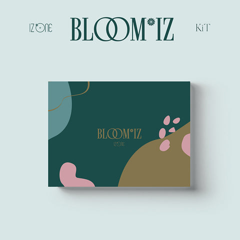 IZ*ONE 1ST ALBUM KIHNO 'BLOOM*IZ'