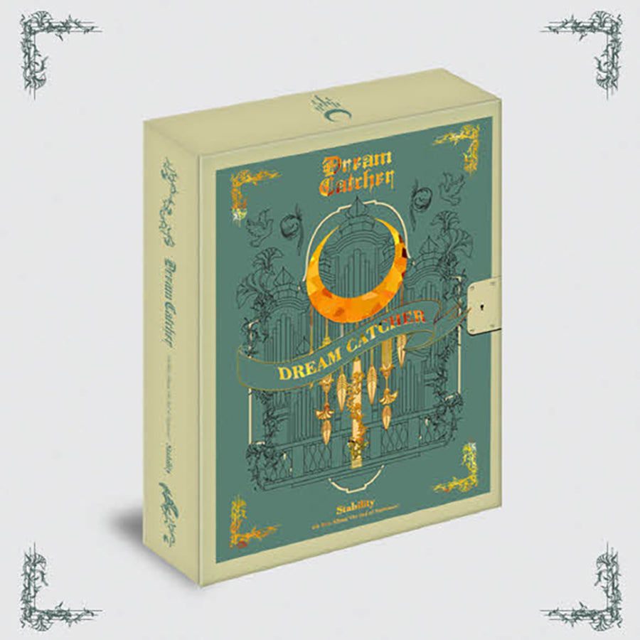 DREAM CATCHER 4TH MINI ALBUM 'THE END OF NIGHTMARE' KIHNO