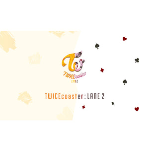 TWICE SPECIAL ALBUM 'TWICECOASTER : LANE 2'