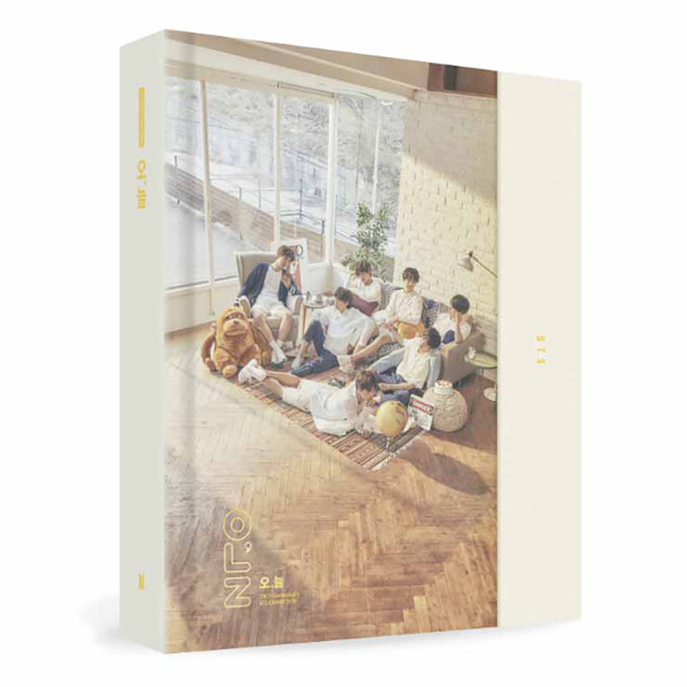 BTS 2018 EXHIBITION BOOK '오, 늘'
