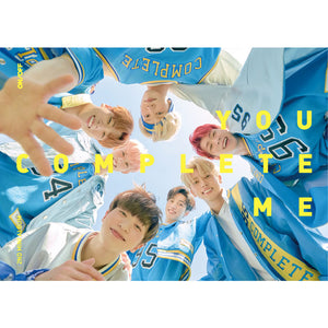 ONF 2ND MINI ALBUM 'YOU COMPLETE ME'