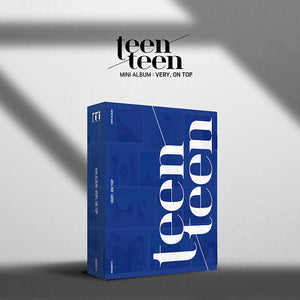 TEEN TEEN 1ST MINI ALBUM 'VERY, ON TOP' + POSTER