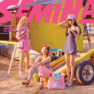 GUGUDAN SEMINA SINGLE ALBUM 'SEMINA'