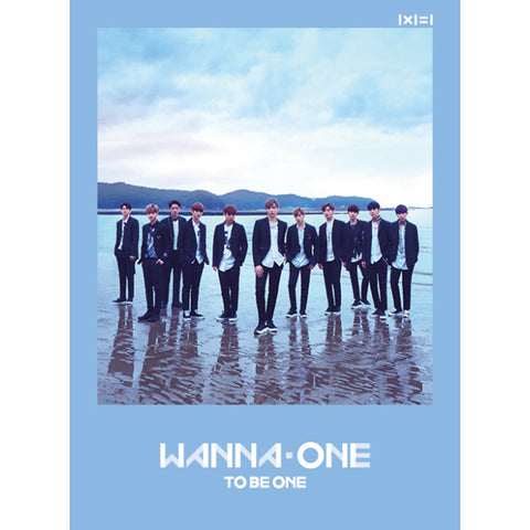 WANNA ONE 1ST MINI ALBUM '1X1=1 (TO BE ONE)' + POSTER