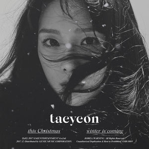 TAEYEON WINTER ALBUM 'THIS CHRISTMAS - WINTER IS COMING'