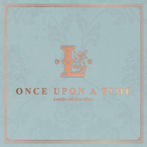 LOVELYZ 6TH MINI ALBUM 'ONCE UPON A TIME' + POSTER