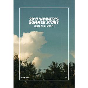 WINNER '2017 WINNER'S SUMMER STORY' PHOTO BOOK
