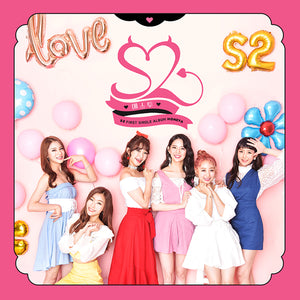 S2 1ST SINGLE ALBUM 'HONEYA'
