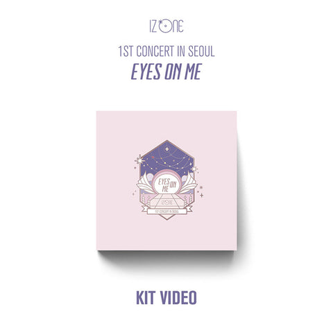 IZ*ONE '1ST CONCERT IN SEOUL EYES ON ME' KIHNO AIR KIT VIDEO