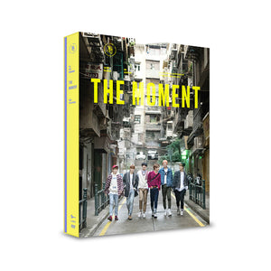 JBJ 'THE MOMENT' LIMITED EDITION PHOTO BOOK