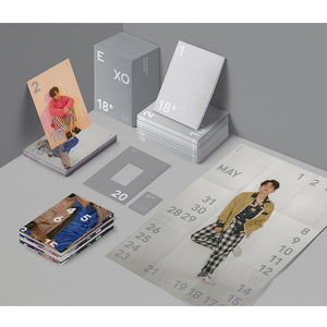 EXO '2018 SEASON'S GREETINGS'