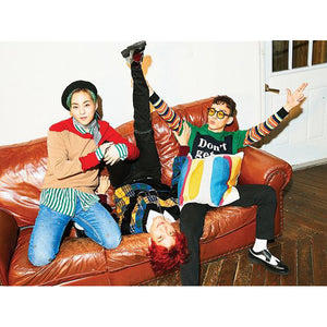 EXO CBX 2ND MINI ALBUM 'BLOOMING DAYS' + POSTER