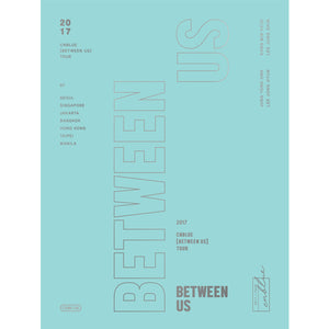 CNBLUE '2017 CNBLUE BETWEEN US TOUR' DVD